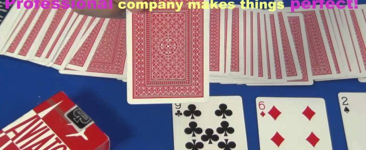 how to mark cards