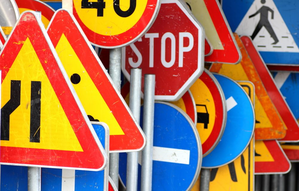 traffic control supplies washington