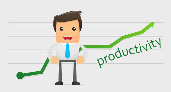 improve employee productivity UAE