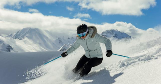 buy ski clothing