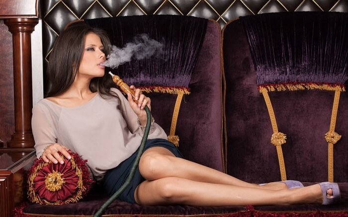Benefits of Hookah