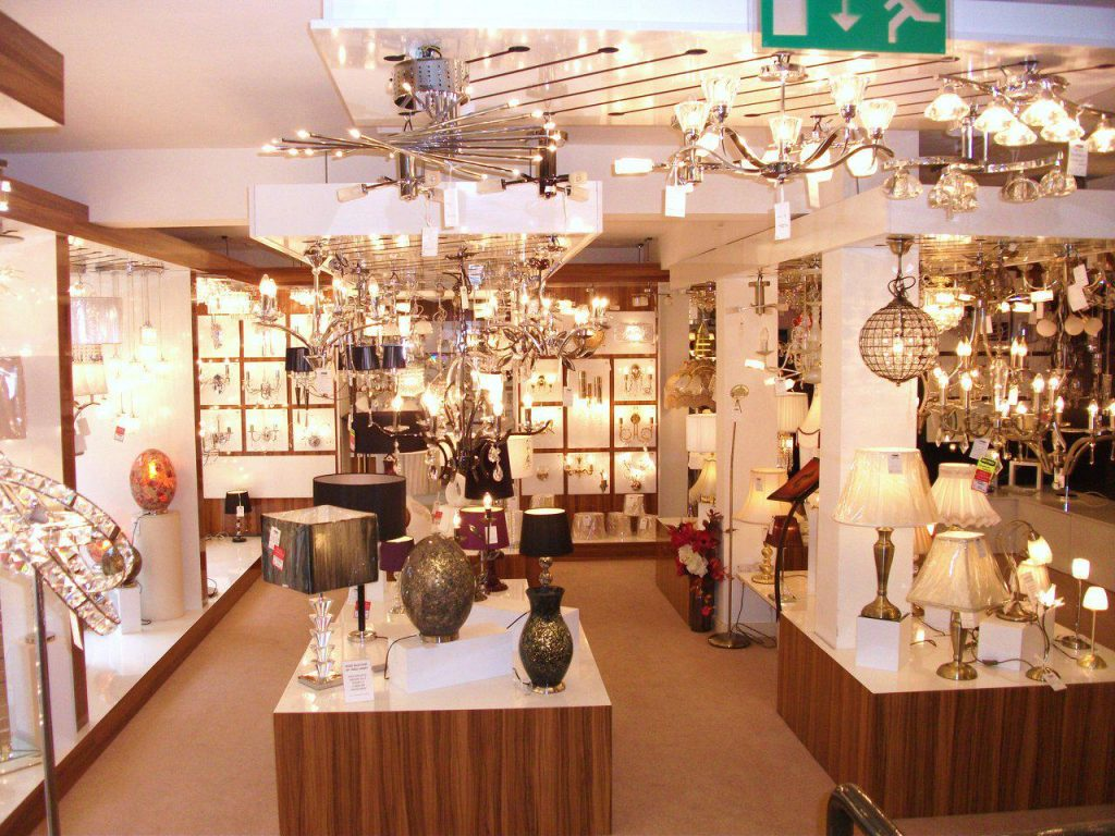 lighting store maine