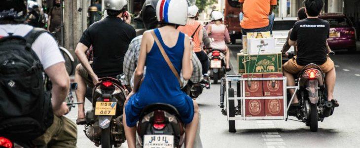 motorbike rental bangkok sukhumvit