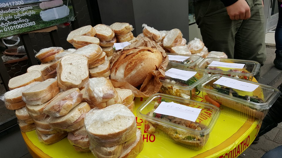 charity food