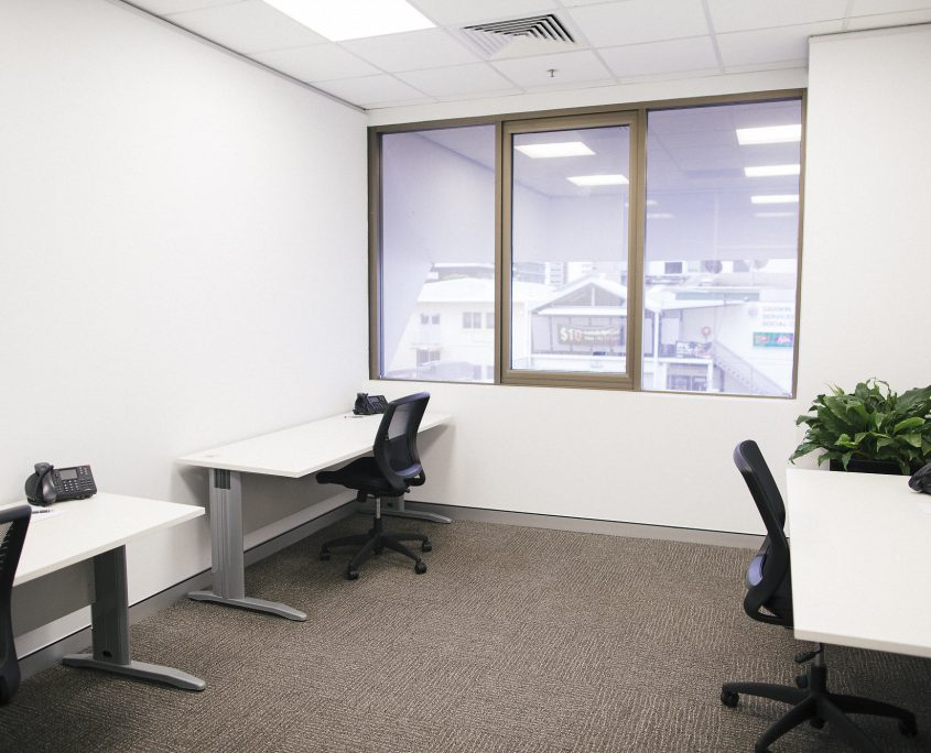 small serviced office Singapore