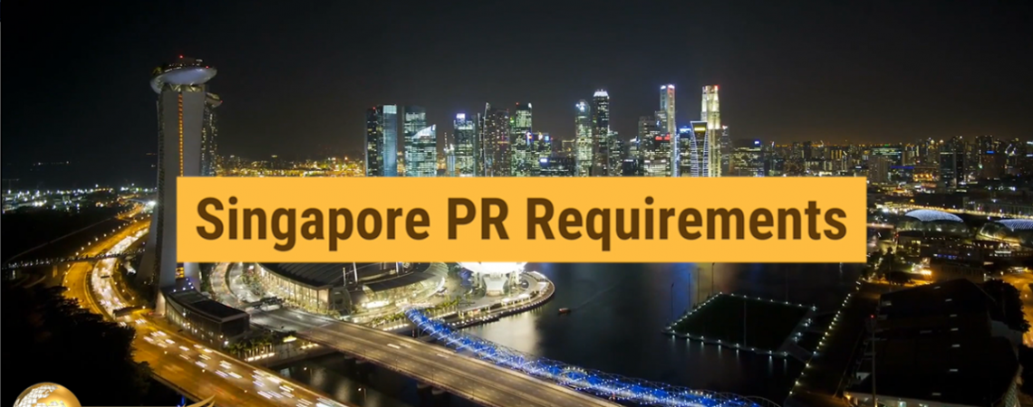 getting Singapore PR